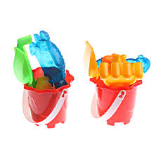 <b>9pcs</b>/<b>lot</b> Beach Bucket <b>Summer</b> Toys Play Sand Water Tool ...
