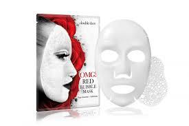 <b>Баббл</b>-<b>маска очищающая с экстрактами</b> 8 красных растений ...