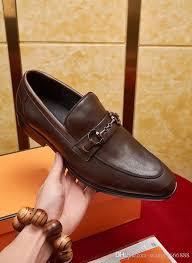 2019ss New Men'S Pointed Casual <b>Shoes</b> Luxury <b>Brand Crocodile</b> ...