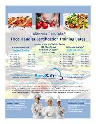 servsafe food handler card flyer for parents servsafe food handler card flyer