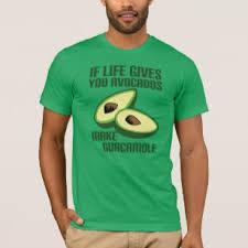 <b>Funny Guacamole</b> T-Shirts - T-Shirt Design & Printing | Zazzle
