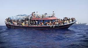 Risultati immagini per L'ennesima strage di migranti e noi, qui, sordi: