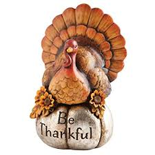Cypress Home Decorative Be Thankful Hand-Painted ... - Amazon.com