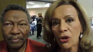 marilynn mccoo and billy davis jr fifth dimension at la mission marilynn mccoo and billy davis jr fifth dimension at la mission thanksgiving dinner
