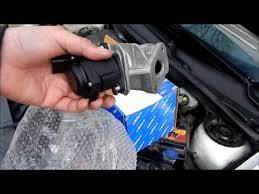 How to replace an <b>EGR valve</b> at a <b>Ford</b> Fiesta 1.4 T.D.C.I. (ENGLISH ...