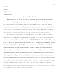 how to write a community service reflection paper example of reflection essay reflection on research paper example of reflection essay reflection on research paper