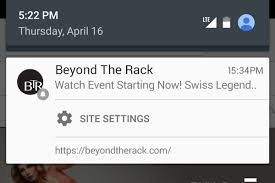 your favorite websites can now send notifications to chrome on most important feature in last week s chrome 42 release and starting today you ll begin to see why today several websites including facebook