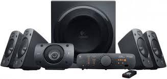 <b>Колонки</b> (980-000468) <b>Logitech Surround Sound</b> Speakers Z906 Z ...