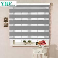 China <b>New Arrival High Quality</b> Modern Zebra Curtain Half Blackout ...