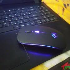 <b>Bluetooth RGB</b> Color <b>Wireless Mouse</b> | Jane