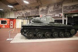 Тяжелый <b>танк</b> КВ-85Г («Объект 238») - парк Патриот