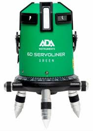 Лазерный <b>нивелир ADA 6D</b> SERVOLINER GREEN А00500 - цена ...