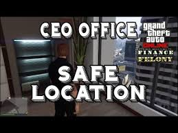 gta online how to find your safe finance and felony gameplay maze bank west safe location buying 6600000 office space maze