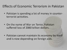 essay on terrorism in english economic terrorism in