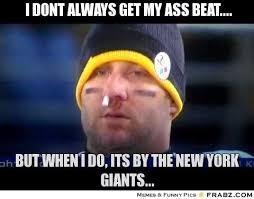 I dont always get my ass beat....... - Meme Generator Captionator via Relatably.com