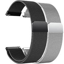 16MM <b>18MM 20MM 22MM Milanese</b> Wirst Straps For Xiaomi Huami ...