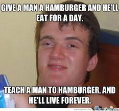 Hamburger Memes. Best Collection of Funny Hamburger Pictures via Relatably.com