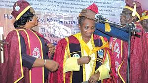 how i was inspired to study pharmacy by igwilo interview rahamon bello right west africa s first female professor of pharmacy prof mrs cecilia ihuoma igwilo and the registrar and secretary to council