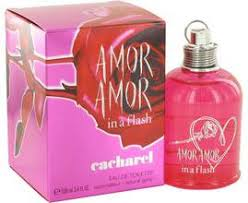 <b>Туалетная</b> вода <b>Cacharel Amor Amor</b> In A Flash (Кашарель Амор ...