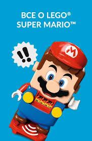 Купить <b>конструкторы LEGO</b>® <b>Super</b> Mario (<b>Супер</b> Марио) для ...
