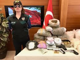 İstanbul'da milyon liralık uyuşturucu operasyonu