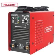<b>Аппарат сварочный</b> инверторный <b>MAXCUT</b> MC200