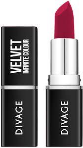 Divage <b>Помада для губ Velvet</b>, тон №18 — купить в интернет ...