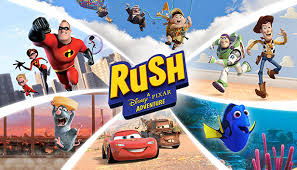 <b>RUSH: A</b> Disney • PIXAR Adventure on Steam