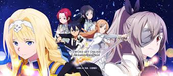<b>Sword Art Online</b> Alicization Rising Steel - Home | Facebook