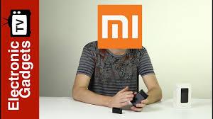 The <b>Xiaomi Mi</b> Rechargeable Men <b>Electric shaver</b> - YouTube