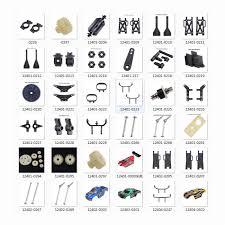 Wltoys <b>RC Car Spare Parts</b> 1/12 RC Car Accessories 12401/12402 ...