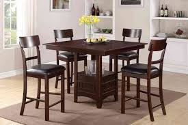 Dining Room Set Counter Height High Dining Room Table Ingitk