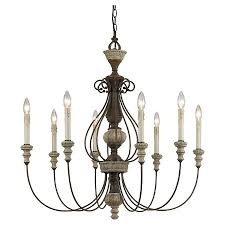 cal lighting williams metal chandelier cal lighting wood chandelier