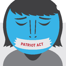 American History With Allison (Ep. 1- 9/11 and PATRIOT Act) ft. Tori Ross