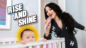 Rise and Shine- Kylie Jenner Music Video Parody by Niki and Gabi ...