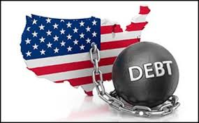 Image result for US debt