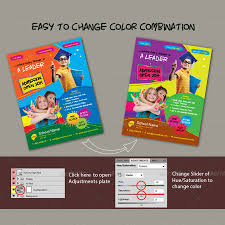 junior school admission flyer template by designer0007 graphicriver junior school admission flyer template corporate flyers · preview image set preview 900x900 1 jpg