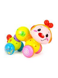 """<b>Развивающая игрушка</b> для малышей """"Червячок"""", со светом и ..."""