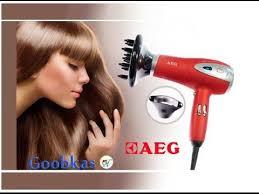 <b>Фен AEG HTD 5584</b> 2200Вт - YouTube