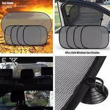 <b>5 Pcs</b>/<b>Set Car</b> Sunshade SUV Window Sun <b>Shade</b> Visor Windshield ...
