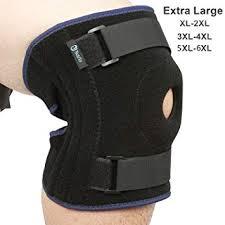 Nvorliy Plus Size Knee Brace 5XL 6XL Extra Large ... - Amazon.com
