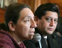 Judith Rivera, una de las afectadas por la sangre contaminada. (Foto: Martin Mejia | AP). Actualizado viernes 14/09/2007 10:53 ( CET ) - 1189760004_0