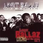 Legit Ballaz Respect the Game, Vol. 3
