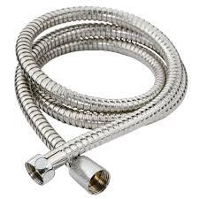 <b>Душевой шланг</b> Water Line хром <b>150</b> см купить по цене 149.0 руб ...