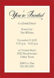 invitation card for formal event holiday cards corporate holiday formal dinner party holiday party invitations from cardsdirect