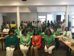 triangle park chapter of links inc chapter members retreat 2016