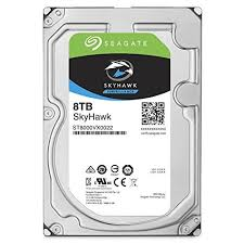 HDD <b>Seagate Skyhawk 8TB</b> Surveillance Hard Disk SATA,   ID ...