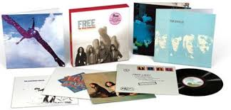 <b>Free</b> / The <b>Vinyl Collection</b>: 7LP box | superdeluxeedition