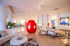 living group london miami four miami hotels with cool art exhibits and installations