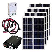 <b>Solar</b> Power <b>Kits</b>